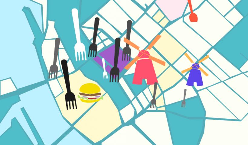 Kur paēst Rīgas centrā