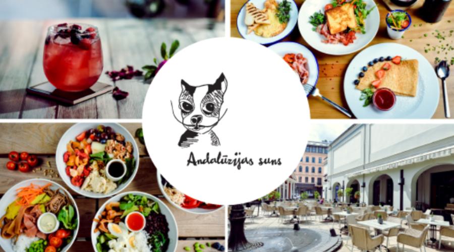 restorāns andalūzijas suns